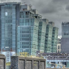28 Leaning Buildings near Snow Hill Station 6651_2_3_tonemapped