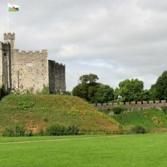 Cardiff Castle P1020625