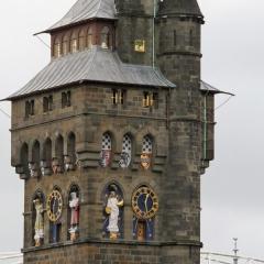 Cardiff Castle P1020628