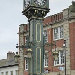 16 Chamerlain Clock 6564