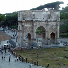 03 Arch of Constantine P1020147