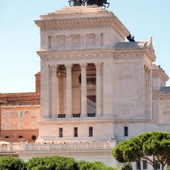 20 Piazza Venezia Monument to Vittorio Emanuele P1020196