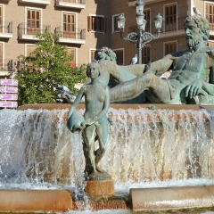 Plaza de La Virgin P1020431